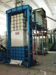 Cotton Baling Press - Fully Automatic (Horizandal )