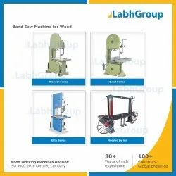 Band Saw Machine For Wood
