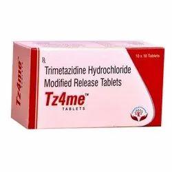 Trimetazidine HCL Tablet