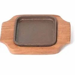 Sizzler Plate Square 5X5