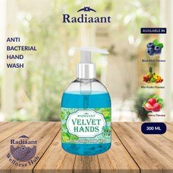 Velvet Liquid Anti Bacterial Hand Wash, Packaging Type: Bottle, Packaging Size: 300ml