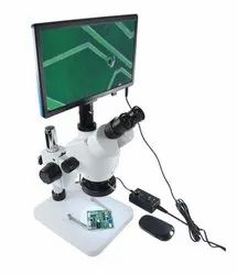 Stereo LCD Microscopes