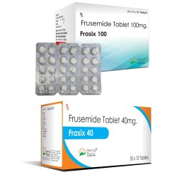 Furosemide 40mg / Furosemide 100mg