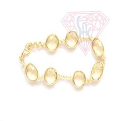 Citrine Quartz Bracelets