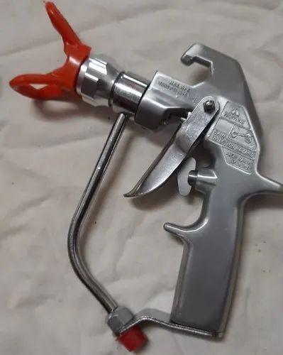 Silver Plus Airless Spray Gun