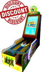 Adventure Bowling Arcade Game Machine