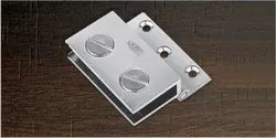 WG0241 Wall Brass Glass Hinges