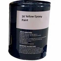 1K  Epoxy Yellow Paint