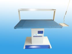 Semi-Automatic Industrial Ironing Machine, 0.75 Hp, Capacity: 1500 X 1200