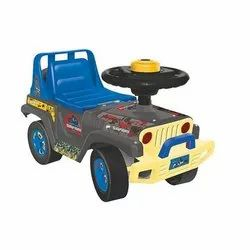 Plastic Battery Powered Toy Car