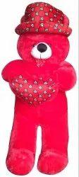 Big teddy with cap( skin )