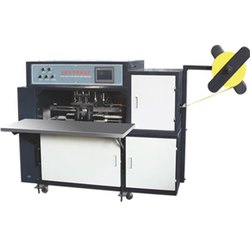 Non Woven Automatic Loop Handle Making Machine