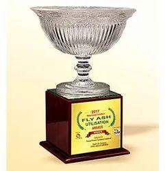 CG 490 Crystal Trophy