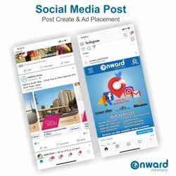 Social Media Post Designing Service
