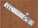 DC0341 Diamond Cut Brass Tower Bolt