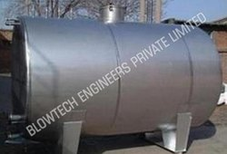 Stainless Steel Acid Storage Tanks