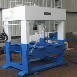 Hydraulic Press For Bend Removing