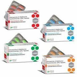 Glycoheal G 1001 / Glycoheal G 1002 / Glycoheal G 1003 / Glycoheal G 1004