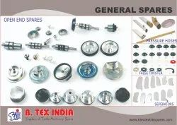 GENERAL SPARE PARTS FOR TEXTILE MACHINERY