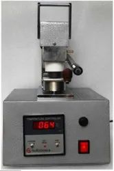 Hot Contact Resistance Tester Leather