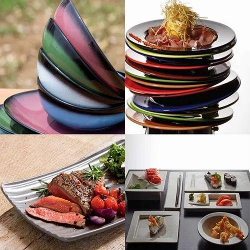 Restaurant Crockery And Cutlery