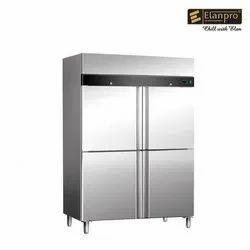 Elanpro EGN 1200 F4 Four Door Laboratory Frost Free Freezer