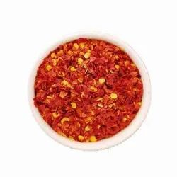 Marwar Red Chilli Flakes, Packaging Size: 500g