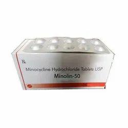 Minocycline Tablet