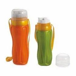 600 Ml Cool Sleek Insulated Water Bottles