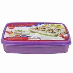School Plastic Lunch Box