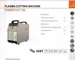 PLASMA CUTTING MACHINE CUT 100