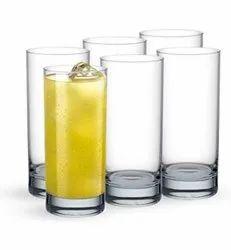 Ocean San Marino Hi Ball Glass Set, 290ml, Set of 6, Transparent