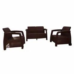 Moulded Sofa Set