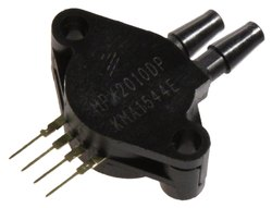 MPX2010DP Series Silicon Piezoelectric Pressure Sensor