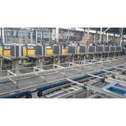 Air Conditioner Assembly Line Machine