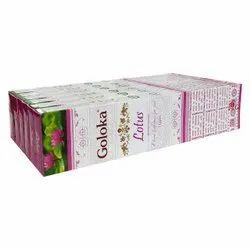 Multicolor Paper Agarbatti Boxes/Incense Stick Boxes Printing Service