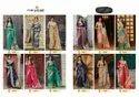 Manjubaa Premium Collection Designer Soft Silk Saree Catalog