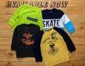 Tigmon Kids Sweatshirt Cut And Sew And Fancy Prints