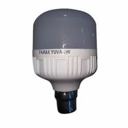 Round 9 W Parax Yuva Bullet LED Bulb, For Home
