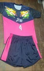 Super Polly Half Sleeve Kabaddi Kit For Boys