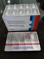 Pantoprazole 40mg  Domperidone 10mg