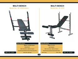 Bench Press Machine