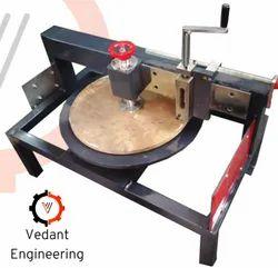 Single Phase Semi-automatic Round Wood Cutting Machine, Model Name/Number: VEW1