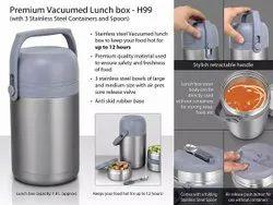 Premium Vacuumed Lunch Box