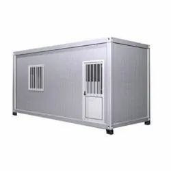 Movable Office Container