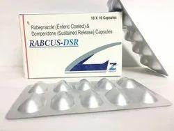 Enteric Coated Rabeprazole Sodium 20 mg Domperidone Capsules