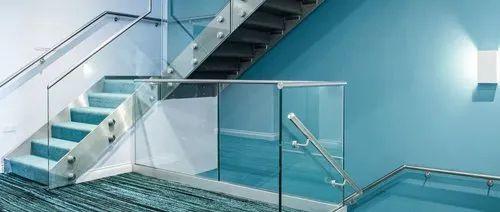 Steel Staircase Railings