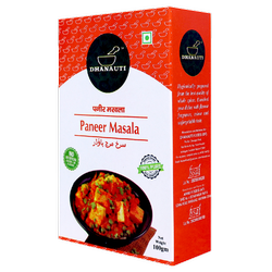Dhanauti Paneer Masala, Packaging Type: Packets