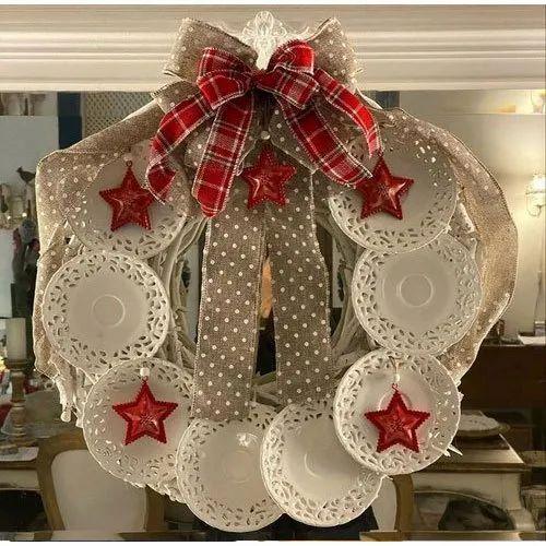 Christmas Wreath Bows