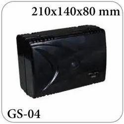 Black Plastic Stabilizer Cabinets